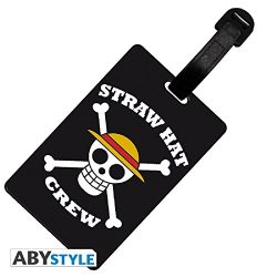 ONE PIECE – Luffy Skull PVC Luggage Tag by ABYstyle