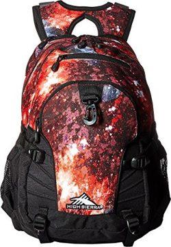 High Sierra Loop Backpack, Great for High School, College Backpack, School Bag, Tablet Sleeve, P ...