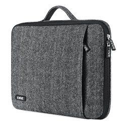 EWWE 360° Protective Laptop Sleeve Briefcase Handbag Case Cover for Apple 13″ New MacBook  ...