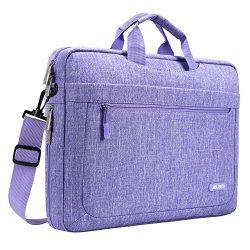 Mosiso Messenger Laptop Shoulder Bag for 15-15.6 Inch 2017/2016 new MacBook Pro, MacBook Pro, No ...