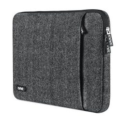 EWWE 360° Protective Laptop Sleeve Bag Case Cover Briefcase for 13-13.3 Inch Laptop, MacBook, Ch ...