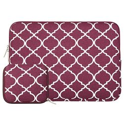 MOSISO Laptop Sleeve Bag Compatible 11-11.6 Inch MacBook Air, Ultrabook Netbook Tablet with Smal ...