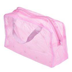 Sunyastor Portable Makeup Cosmetic Toiletry Travel Wash Toothbrush Pouch Organizer Bag Women Han ...