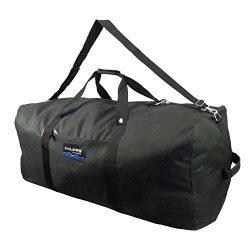 K-Cliffs Heavy Duty Cargo Duffel Large Sport Gear Equipment Travel Bag Rooftop Rack Bag By Prais ...