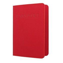Daoroka Card Pocket Women, Travel Passport ID Card Cover Holder Case Protector Organizer Slim Ca ...