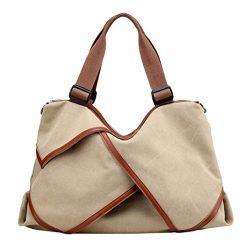 Hot Sale! Clearance! Women Bag,Todaies Women Canvas Crossbody Bags Vintage Canvas Tote Handbags  ...