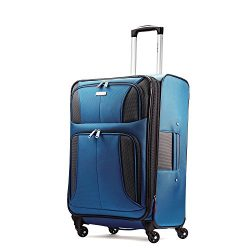 Samsonite Aspire xLite Expandable 25″ Spinner, Blue Dream