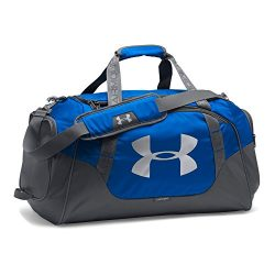 Under Armour Undeniable 3.0 Large Duffle Bag, Royal (400)/Silver