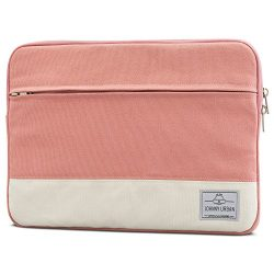 Laptop Sleeve 14 Inch / MacBook Pro 15″ Pink – Johnny Urban Canvas Bag for 14″ ...