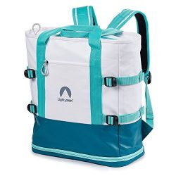 Lightspeed Outdoors Ultimate Backpack Beach Tote for Travel, Gym and Kids Toys
