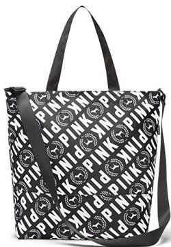 VICTORIA SECRET LIMITED EDITION – SOLD OUT – BLACK & WHITE BUCKET TOTE – S ...