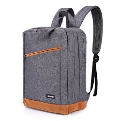 Laptop Backpack,Business Anti Theft Slim Durable Laptops Backpack With USB Port,College School C ...