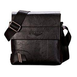 Tote Bag Business,Clearance! AgrinTol Men Fashion Business Handbag Shoulder Bag Tote Flap Bag (C)