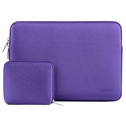 MOSISO Lycra Water Repellent Sleeve Only Compatible MacBook 12-Inch with Retina Display 2017/201 ...