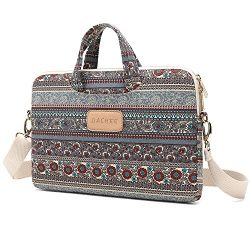 Dachee New Bohemian Laptop Messenger Bag 15 Inch Laptop Briefcase 15.4 Inch/15.6 Inch Laptop Sho ...