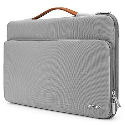 Tomtoc 360° Protective Laptop Sleeve for 15 -15.6 Inch HP | Dell | Asus | Acer | Thinkpad | Sams ...