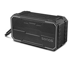 Sonas Sounds Traveler Portable Outdoor Wireless IPX6 Waterproof Bluetooth Speaker