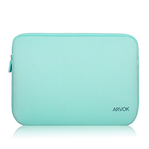 Arvok 15-15.6 Inch Laptop Sleeve Multi-Color & Size Choices Case/Water-resistant Neoprene No ...