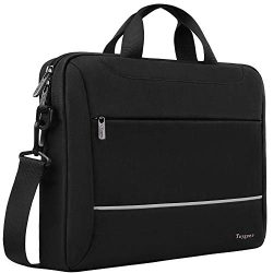 Laptop Case 15.6 inch, Laptop Bag Briefcase for Men Women, Slim Business Portable Carrying Compu ...