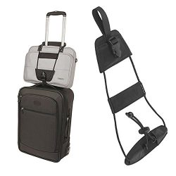 Travelmax Bag Luggage Strap | Elastic Strap for Extra Luggage | Additional Travel Bag Holder