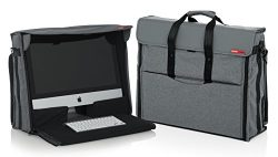 Gator Cases Creative Pro Series Nylon Carry Tote Bag for Apple 21.5″ iMac Desktop Computer ...