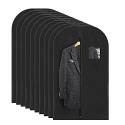 Titan Mall Costume Garment Bag for Travel 42 inch Breathable Garment Cover for Suit and Dress Pa ...