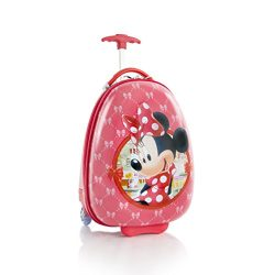 Heys Disney Minnie Mouse Kids Deluxe 18″ Luggage Carry on Approved