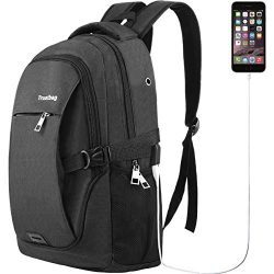 Laptop Backpack for Men Women Back Pack Waterproof College Computer daypacks teenagers's T ...