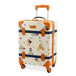 Disney Animators' Collection Rolling Luggage