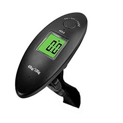 Luggage Weight Scale,Businda LCD Display Portable Travel Handheld Weighing