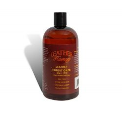 Leather Honey Leather Conditioner, Best Leather Conditioner Since 1968. For Use on Leather Appar ...