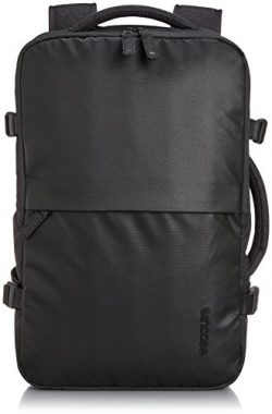Incase EO Travel Backpack (Black) fits up to 17″ MacBook Pro