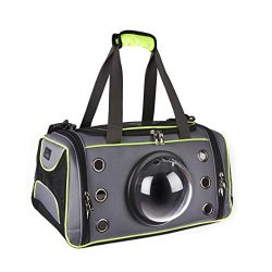 Pet Carrier Dog and Cat Carrier Breathable and Comfortable Space Capsule Design Premium Quality
