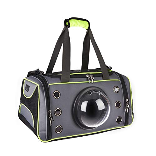 Pet Carrier Dog and Cat Carrier Breathable and Comfortable