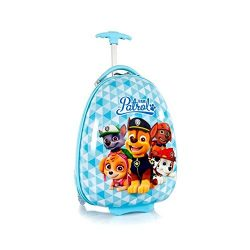 Heys America Unisex Nickelodeon Paw Patrol Circle Shape Kids Luggage Marshall One Size