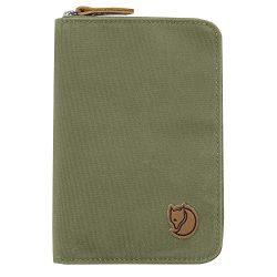 Fjallraven Passport Wallet, Green