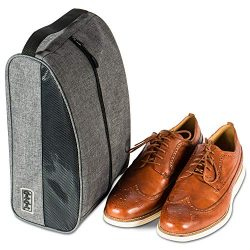 Travel Shoe Bag by Dot&Dot – Premium Packing and Storage Solution for Shoes with Mesh  ...