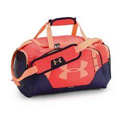 Under Armour Undeniable 3.0 X-Small Duffle Bag, After Burn /Peach Horizon