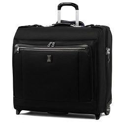 Travelpro Luggage Platinum Elite 50″ Rolling Garment Bag, Suitcase, Shadow Black
