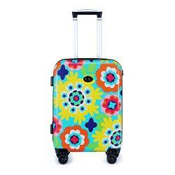 French Bull 20″ Hard Case Carry On Spinner Luggage – Women, Girls, Designer, Lightwe ...