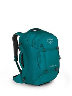 Osprey Packs Porter 30 Travel Backpack, Mineral Teal, One Size