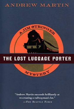 The Lost Luggage Porter (The  Jim Stringer Mysteries Book 3)