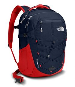 The North Face Borealis Backpack – Urban Navy & TNF Red – OS (Past Season)