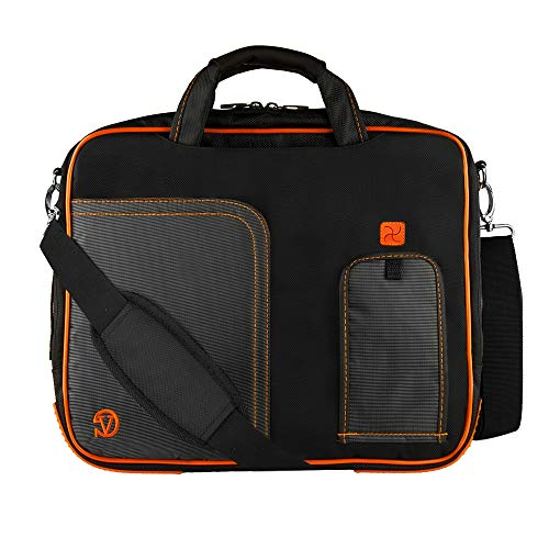 Laptop Sleeve Case Bag 11 11.6 inch, Slim Waterpoof Carrying Protective Fabric Cases Bag for Mac ...
