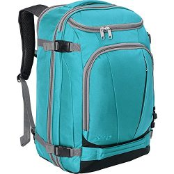eBags TLS Mother Lode Weekender Convertible Carry-On Travel Backpack – Fits 19″ Lapt ...