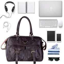 MAIDUDU Laptop Shoulder Bag, Travel Business Laptop Tote Bag with Laptop Large Capacity Bags for ...