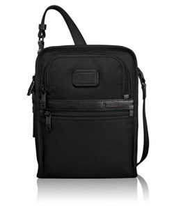 TUMI Alpha 2 Organizer Travel Tote, Black