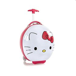 Hello Kitty Hardside Round Shaped Luggage for Kids – 16 Inch