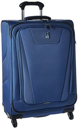 Travelpro Maxlite 4 25″ Expandable Spinner, Blue