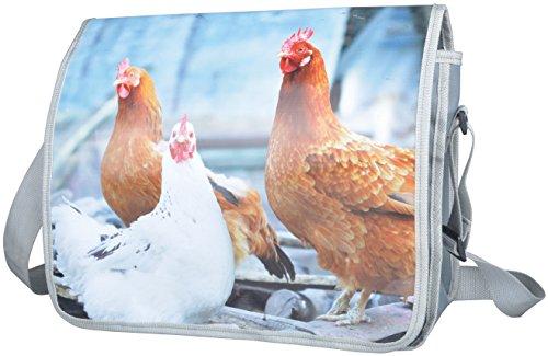 Esschert Design TP188 Chicken Messenger Bag